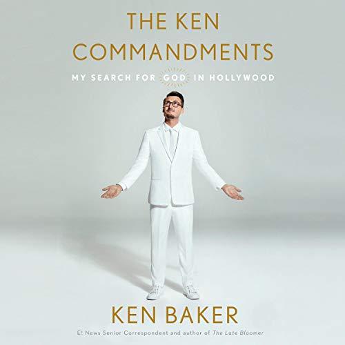 The Ken Commandments audiobook cover art