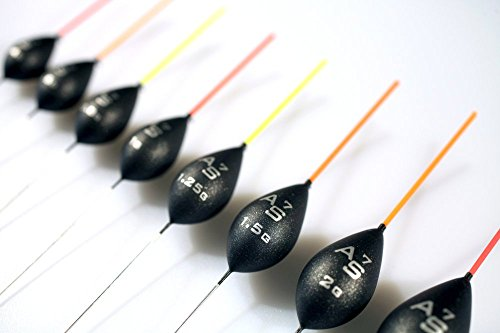 Drennan AS7 Pole Fishing Floats All Sizes Available: 3.0g