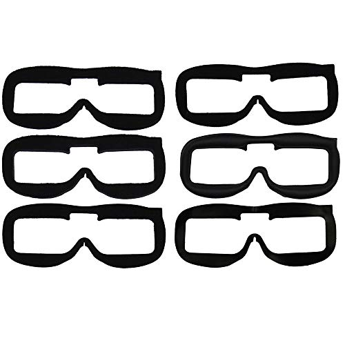 FatShark Schaumstoff Ultimate Kit für Dominator und Attitude Videobrillen