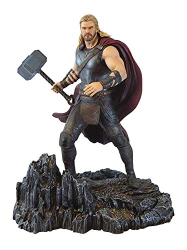 DIAMOND SELECT TOYS Marvel Gallery: Thor Ragnarok Thor PVC Figure