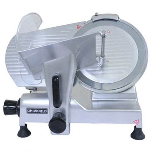 "Uniworld SL-12E 12"" Commercial Deli Meat and Cheese Slicer Model"