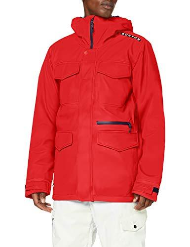 Burton Herren Snowboard Jacke Covert, Flame Scarlet, M, 13065106600