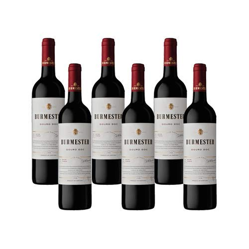 Burmester - Vino Tinto- 6 Botellas