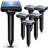 Apello Solar Mole Repellent Pack of 6 Chipmunk...