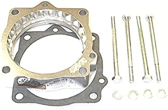 Street and Performance Electronics 57044 Helix Power Tower Plus Throttle Body Spacer 2003-2006 Dodge RAM 5.7L;Use With Aftermarket Air Intake (K&N, AFE, Volant)