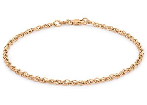 Carissima Gold Bracciale da Donna Oro Rosa 9K (375)