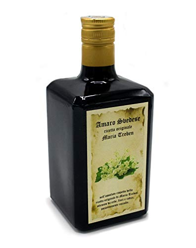 Amaro svedese formula originale Maria Treben 700 ml. prodotto in Italia