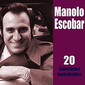 20 Canciones Inolvidables (Remasterizado)