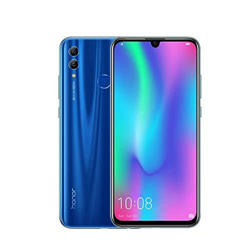 """HONOR 10 Lite Smartphone 3GB + 64GB, 6,21"""" FHD, Fotocamera Posteriore 13MP + 2MP, Fotocamera Anteriore 24MP Cellulare Kirin 710 Octa Core Google Play, Blu Zaffiro"""