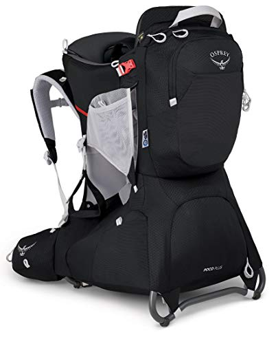 Osprey Packs Poco Plus Child Carrier, Starry Black