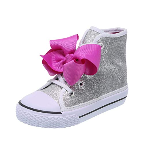 Nickelodeon Shoes JoJo Siwa Silver