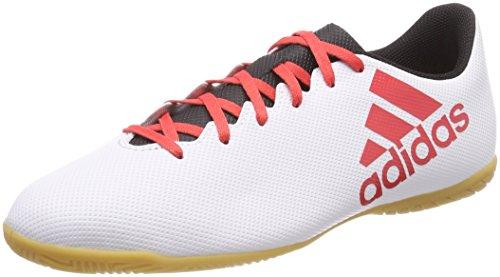 adidas X Tango 17.4 in, Scarpe da Calcio Uomo, Grigio (Grey/Reacor/Cblack Grey/Reacor/Cblack), 43 1/3 EU