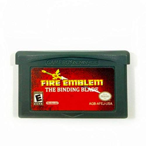 Retro Classic Sales of SALE items from new works Fire Emblem Cheap SALE Start The Binding 32 Game Blade Cartridg Bit