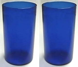 product image for Bentley 20 oz. Set of 2 Tumblers Cobalt Blue - Shatterproof, Dishwasher Safe, BPA Free Colorware