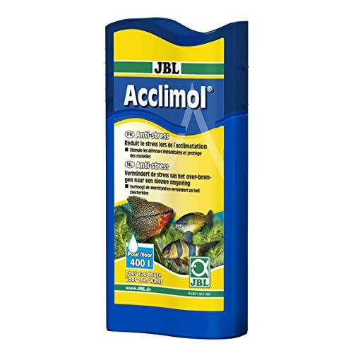 JBL Acclimol - Acuariofilia, Color Amarillo, 100 ml