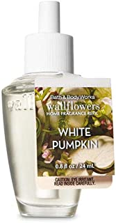 【Bath&Body Works/バス&ボディワークス】 ルームフレグランス 詰替えリフィル ホワイトパンプキン Wallflowers Home Fragrance Refill White Pumpkin [並行輸入品]