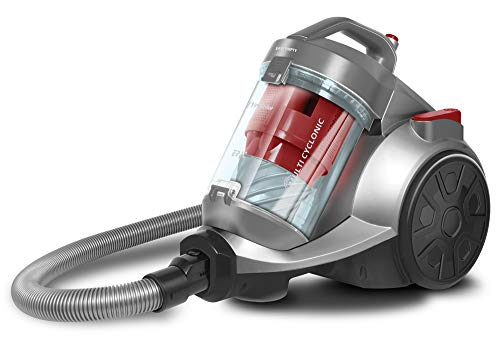 Inventor Epic MC78, Aspirapolvere Multiciclonico Senza Sacco, 850W, Filtro HEPA, Serbatoio 3L, Silenzioso - 2 Anni di Garanzia