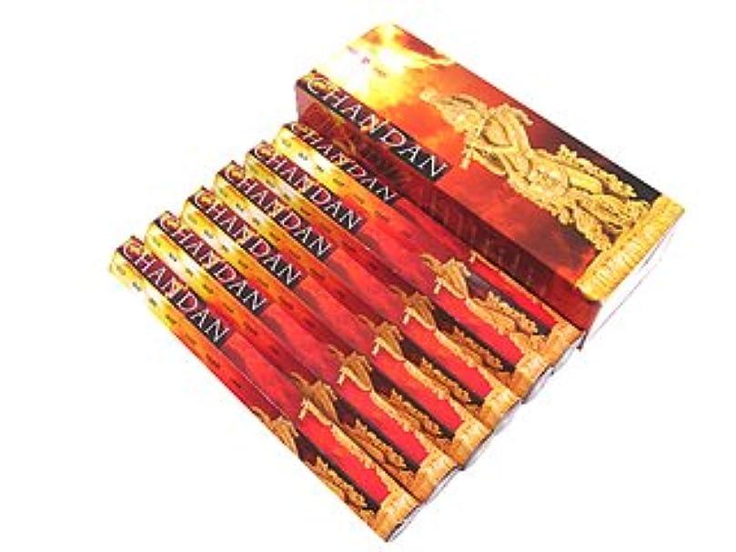 説明的ストレッチ荒れ地PADMINI(パドミニ) パドミニ チャンダン香 スティック CHANDAN 6箱セット