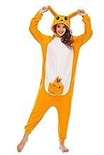 Animales Pijamas para Unisexo Adulto Cosplay Disfraz de Invierno,LTY56,S