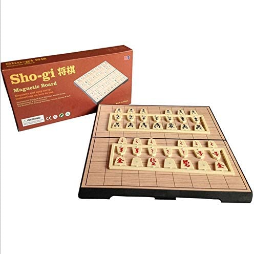 PYBH UB Sho-gi Japanese Atlanta Mall Chess Checkers Set Developme Board Max 51% OFF