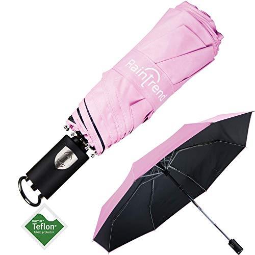 Umbrella travel Wind resistant umbrella Umbrellas for women Foldable umbrella Unbreakable umbrella Pink umbrella for women Umbrella uv protection Travel umbrella Automatic