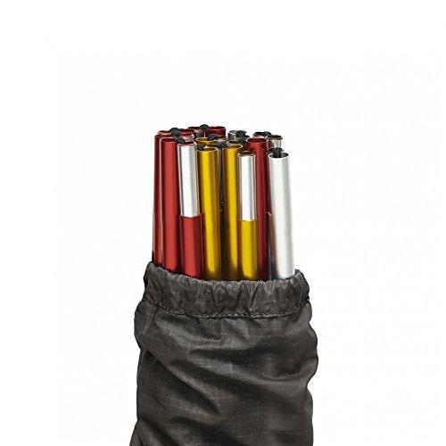 FJALLRAVEN Abisko Lite 2 Pole Kit d'accessoires pour tentes, Adultes, Unisexe, Multicolore, Taille Unique