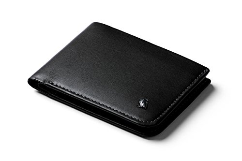 Bellroy Hide & Seek Wallet (Slim Leather Bifold Design, RFID Protected, Holds 5-12 Cards, Coin...