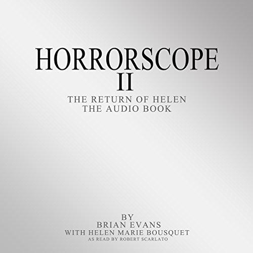 Horrorscope II: The Return of Helen audiobook cover art