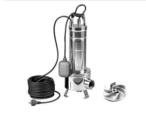 DAB FEKA VS 750M-A–Kreiselpumpe Tauchpumpe aus Edelstahl mit Schwimmer für Drainage Abwasser 0,75kW/1HP einphasigen