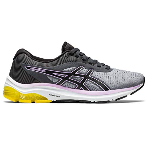 Asics Gel-Pulse 12, Road Running Shoe Mujer, Sheet Rock/Graphite Grey, 39 EU