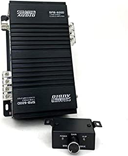 $129 » Sundown Audio SFB-600D Class-D Monoblock Amplifier