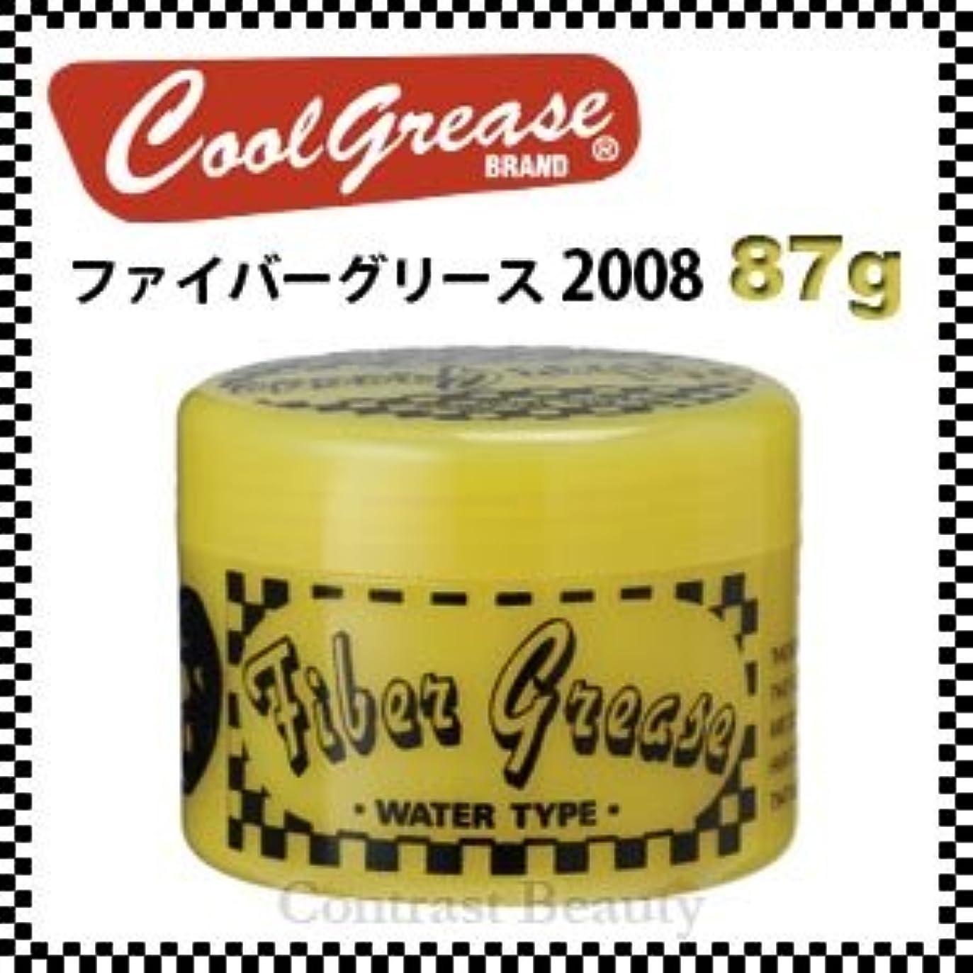 賠償クール異議【X5個セット】 阪本高生堂 ファイバーグリース 2008 87g