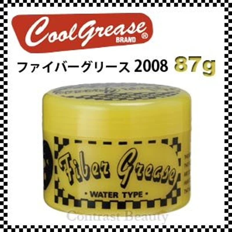 時代遅れカブ呪われた【X2個セット】 阪本高生堂 ファイバーグリース 2008 87g