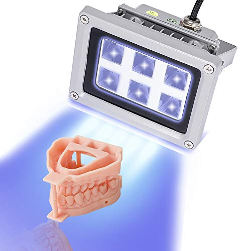 Sovol 3D Printer UV Resin Curing Light for SLA DLP 3D Printer Solidify Photosensitive Resin 405nm UV Resin Affect, DIY Curing Enclosue