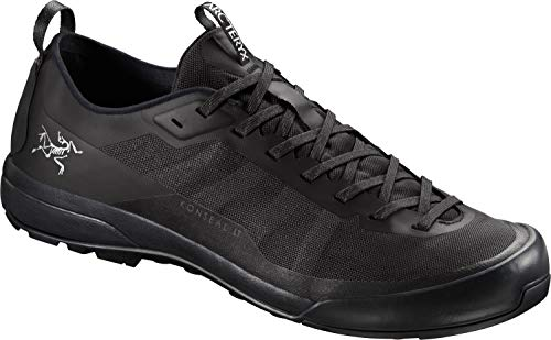 Arc'teryx Konseal LT Shoe Women's | Lightweight Approach Shoe | Black/Black, 7.5