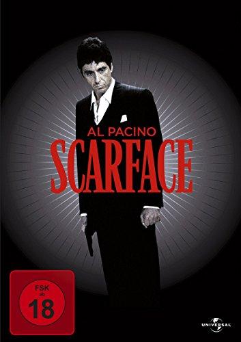 Scarface (Uncut, 2 Discs, Platinum-Edition) [Special Edition]