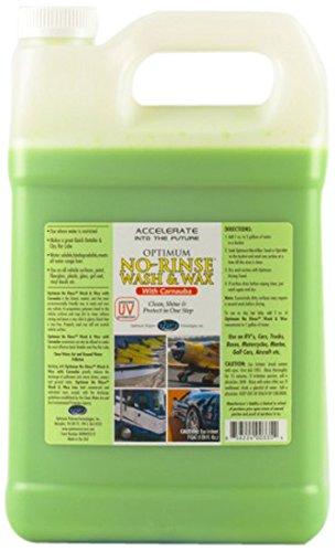 Optimum (NRWW2012G) Wasch- und Wachs-Reinigungsmittel, 3,5 l