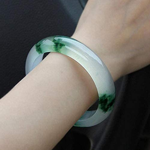 Ice Type Jade Bracelet Pure Natural Ja 100% Now on Sale sale Real