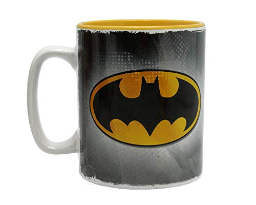 ABYMUG163 – DC Comics – Taza 460 ml – Batman logo