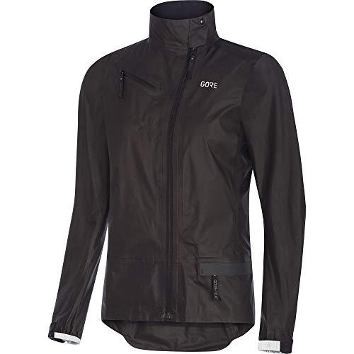 GORE WEAR Herren Wasserdichte Kapuzen-Mountainbike-Jacke, GORE C7 GORE-TEX PRO Hooded Jacket, Größe: XL, Farbe: Schwarz, 100170