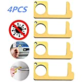 No-Touch Door Opener, 4 Pcs, Lock-Pick Gun-Lock Repair-Tool-Kit Bump Door-Lock-Opener KLOM for