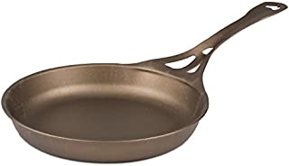SolidTechnics AUS-ION 10.2-inch Skillet by Solidteknics - Seamless Steel - Satin Finish
