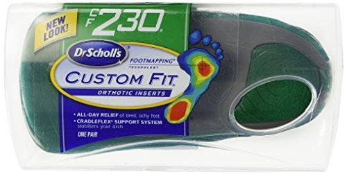 Custom Fit Orthotic Inserts, CF 230