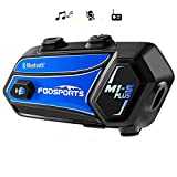 Bluetooth Motorcycle Headset FODSPORTS M1-S Plus Stereo...