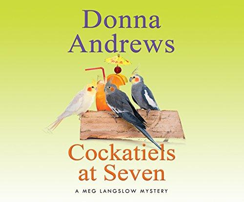 Cockatiels at Seven