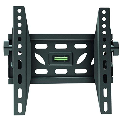 Intecbrackets - Supporto regolabile e pieghevole da TV per parete, supporta 22', 23', 26', 27', 30', 32', 34', 36', include i fissaggi