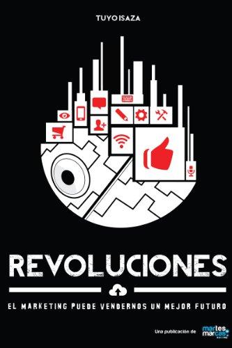 Portada del libro Revoluciones de Tuyo Isaza