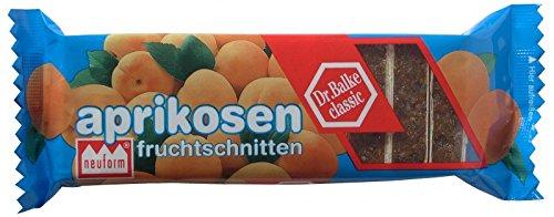 Dr. Balke Aprikosen Fruchtschnitte,100g