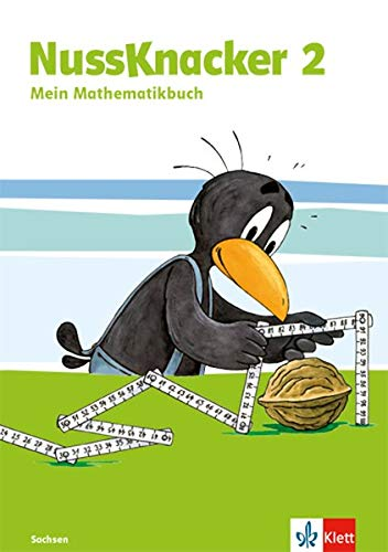 Nussknacker 2. Ausgabe Sachsen: Schülerbuch Klasse 2 (Nussknacker. Ausgabe für Sachsen und Thüringen ab 2015)