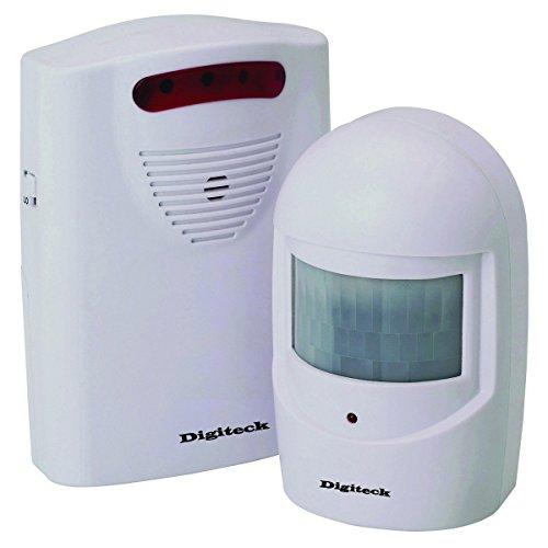 B2-Alarma Wireless A, resistente a la intemperie, para jardín, cobertizos, garajes externo estructuras
